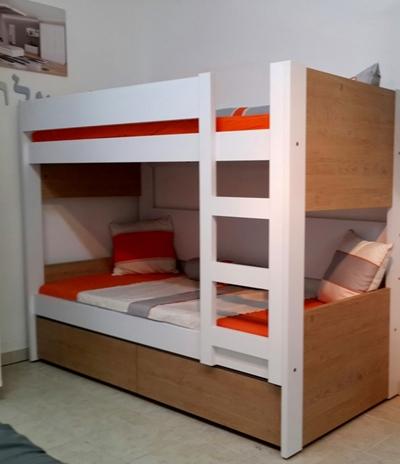 מיטה קומותיים דגם אביב