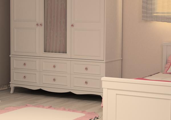 ארון לחדר ילדים דגם אלמוג