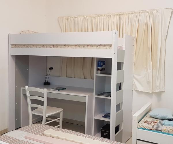 מיטות קומותיים וגלריה מדגם דור