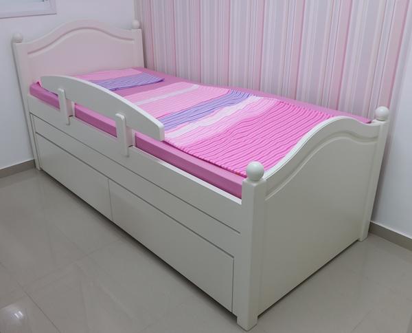 מיטה מעיין משולשת 600-400