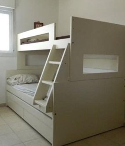 מיטת עומרי קומותיים 120-90 - Copy