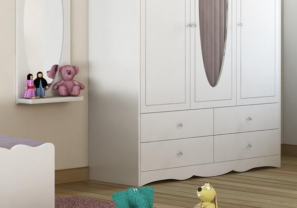 ארון לחדר ילדים דגם נמרוד
